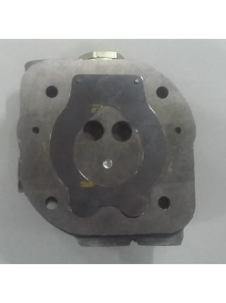 Головка воздушного компрессора одноцилиндрового в сборе Shaanxi F2000.WP10